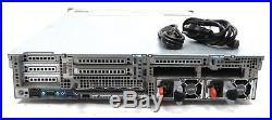 Dell PowerEdge R720xd Server 2.00GHz Hex Core Xeon E5-2620 8gb DDR3
