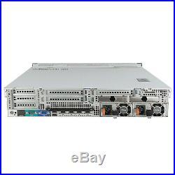 Dell PowerEdge R720xd Server 2x 2.00Ghz E5-2620 6C 64GB 12x 2TB SAS Economy
