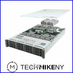 Dell PowerEdge R720xd Server 2x E5-2620 2.00Ghz 12-Core 16GB H310