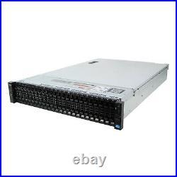 Dell PowerEdge R720xd Server 2x E5-2640 2.50Ghz 12-Core 32GB H710