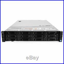 Dell PowerEdge R730XD Server 2X E5-2620v3-2.40GHz=12 Cores 32GB RAM H330