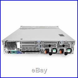 Dell PowerEdge R730XD Server 2X E5-2660v3-2.60GHz=20 Cores 192GB RAM H730