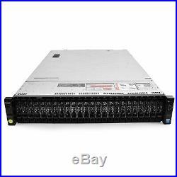 Dell PowerEdge R730xd Server 2x 2.40Ghz E5-2630v3 8C 128GB 16x 1TB SAS 12G