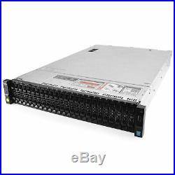 Dell PowerEdge R730xd Server 2x 2.60Ghz E5-2660v3 10C 256GB 24x 1TB SAS 12G