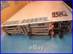 Dell PowerEdge R810 2U Server 4x Intel Xeon E7-4870 10-core 2.4-2.8GHz No HDD^