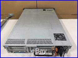 Dell PowerEdge R810 2 x Intel Xeon X7560 @2.27Ghz 8 Core 128GB PERC 6i 2 x 300GB
