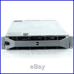 Dell PowerEdge R810 4x E7-4870 2.40Ghz 10-CORE 256GB DDR3 6x300GB 10K 40-CORES