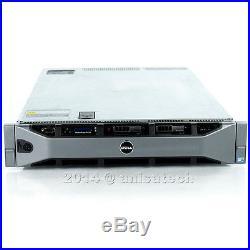 Dell PowerEdge R810 4x xeon E7-4860 2.26Ghz 10-CORE 128GB DDR3 2x 128GB SSD H700