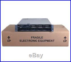Dell PowerEdge R810 8-Bay 2.5 SFF 2x Xeon E7540 2.0Ghz 6C 128GB H700 2U Server