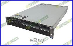 Dell PowerEdge R810 II 20-Core 2.00GHz E7-2850 32GB RAM H700 iDRAC6 No 2.5 HDD