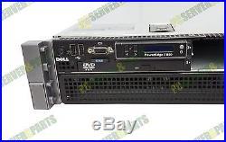 Dell PowerEdge R810 II 40-Core 2.26GHz E7-4860 32GB RAM H700 iDRAC6 No 2.5 HDD