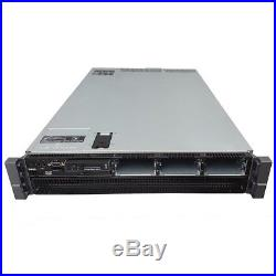 Dell PowerEdge R815 32-Core 2.30GHz AMD 6134 32GB H700 512MB No 2.5 HDD