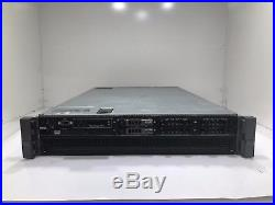 Dell PowerEdge R815 4x Opteron 6380 2.5GHz 24-Core 2U Rack Server with 256GB Mem