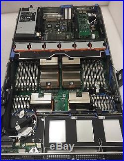 Dell PowerEdge R815 Server 4X6136 2.4 GHz 32-Core/ 128gb ddr3/ Perc H700/ 2PSU