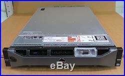 Dell PowerEdge R820 4 x Intel Xeon E5-4650 8-Core 2.7GHz 192GB RAM 2U Server