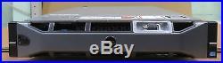 Dell PowerEdge R820 4x8-CORE XEON E5-4620 128GB RAM 2u Rack Mount Server 32 Core