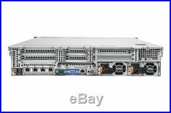Dell PowerEdge R820 4x 8-Core E5-4640 2.40GHz 32GB Ram 1x 300GB HDD 2U Server