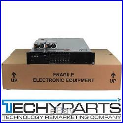 Dell PowerEdge R820 8x2.5 SFF 2U Server CTO 2x1100W H710 iDRAC 7 Enterprise