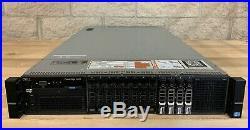 Dell PowerEdge R820 NVME Server 4x E5-4627v2, 768GB RAM, 4x NVME SSD & Rail Kit