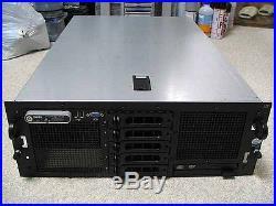 Dell PowerEdge R900 4x Intel Xeon E7450 Six Core 2.40GHz 256GB RAM 24 CORES 10TB