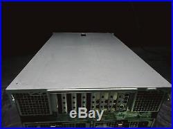 Dell PowerEdge R900 Server 4U 4 2.66GHz HexaCore 256GB No HDD SAS