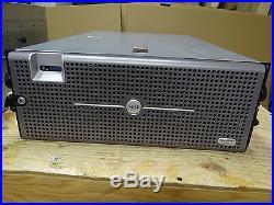 Dell PowerEdge R900 Server 4X SIX-Core E7460 2.66GHz 128GB 5x2TB-SATA 24-CORES