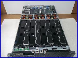 Dell PowerEdge R910 4x1.86GHz 24 Core Server 64GB 8x146GB Hex Core RPS H700 SAS