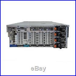 Dell PowerEdge R910 Server 4B 4x 2.26GHz 40-Core H700 DVD iDRAC Enterprise
