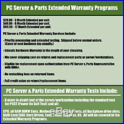 Dell PowerEdge R910 Server 4B 4x 2.26GHz X7560 32 Cores 64GB H700 RPS + 4 Trays