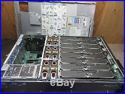 Dell PowerEdge R910 Server 4x Xeon 8 Core X7560 @ 2.27GHz 256GB DDr3