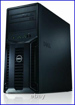 Dell PowerEdge T110 II 16GB RAM QUAD Xeon New 1TB SSD Windows Server 2019 Std