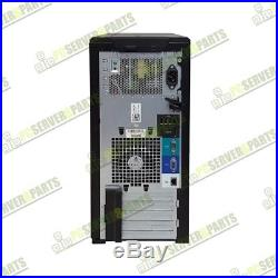 Dell PowerEdge T110 II 4-Core 3.10GHz E3-1220 16GB 2x 1TB PERC S100