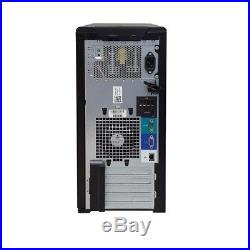 Dell PowerEdge T110 II Server 4-Core 3.30GHz E3-1230 16GB RAM No HDD No OS