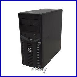 Dell PowerEdge T110 II Server Barebones 1x Heatsink No RAM No HDD