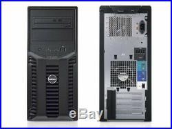 Dell PowerEdge T110 II Server Intel Xeon E3-1230v2 Processor 3.3GHz 8GB 2X1TB