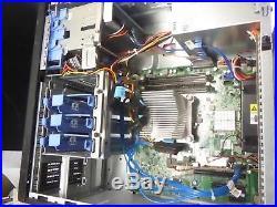 Dell PowerEdge T110 II Tower Server Intel Xeon E3-1230 3.2GHz 4GB Ram No HDD^^