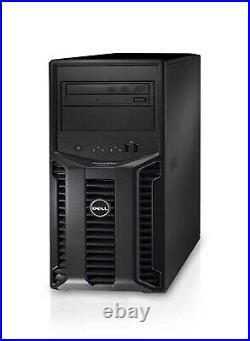 Dell PowerEdge T110 Server Intel Xeon i3-530 8GB Ram 3x 500GB SATA