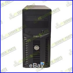Dell PowerEdge T110 Tower Server Xeon 4-Core X3430 2.40GHz 16GB RAM 1TB HD