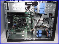 Dell PowerEdge T130 Tower Server Xeon E3-1220 V5 3Ghz 8GB WinServer2012R2Std COA