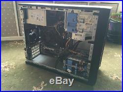 Dell PowerEdge T20 Xeon E3-1225V5 3.3GHz 8GB DDR4 ECC RAM 500gb HDD Tower Server