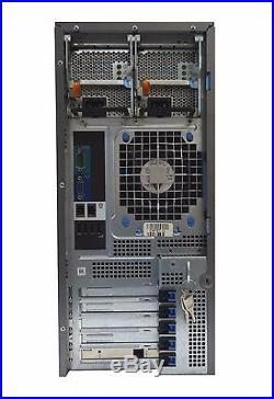 Dell PowerEdge T300 Server Xeon Quad Core 2.83GHz 24GB RAM 4x 146GB 15K SAS