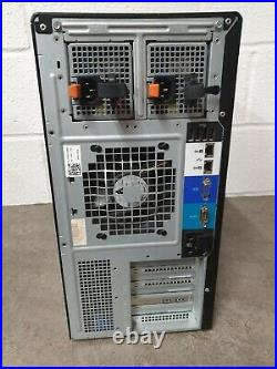 Dell PowerEdge T310 Tower Server Xeon Quad Core 2.53GHz 6GB RAM DDR3 (D4)