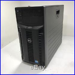 Dell PowerEdge T310 Xeon X3430 2.40Ghz Quad-Core, 16GB MEM, Tower Server