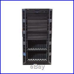Dell PowerEdge T320 16B SFF 6-Core Server 1.90GHz E5-2420 24GB H710 No 2.5 HDD