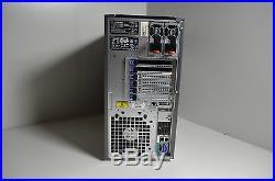 Dell PowerEdge T320 1.9GHz E5-2420 6-Core 48GB 2x 500GB Tower Server withH310 RAID