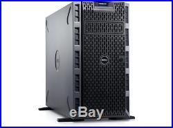 Dell PowerEdge T320 Server Intel E5-1410 QC 2.80G 16GB 2 X 500GB