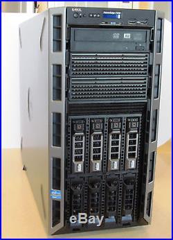 Dell PowerEdge T320 Tower Server E5-2420 24GB H310 Raid 8TB (4x2TB) DVDRW 2x PSU