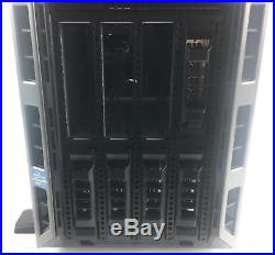 Dell PowerEdge T320 Tower Server Xeon E5-2430 2.2GHz 8GB NO HDD 495W #8771
