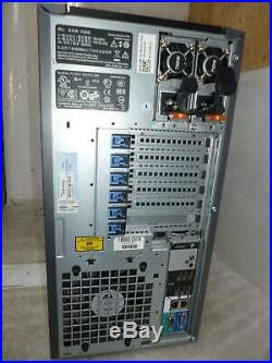 Dell PowerEdge T320 Xeon E5-2407 2.2GHz 8GB Ram&
