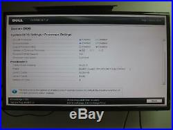 Dell PowerEdge T320, Xeon E5-2407 2.2GHz QC, 32GB RAM, 2x PSU, H310